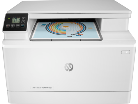 HP Color LaserJet Pro M182-M185 Multifunction Printer series