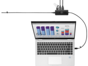 HP 7PJ38AA USB-C hordozható elosztó G2