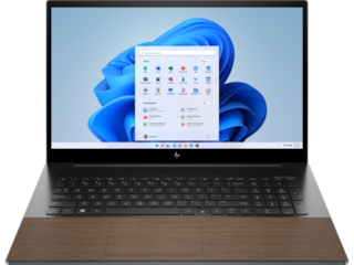 HP ENVY Laptop - 17t-cg000 touch optional