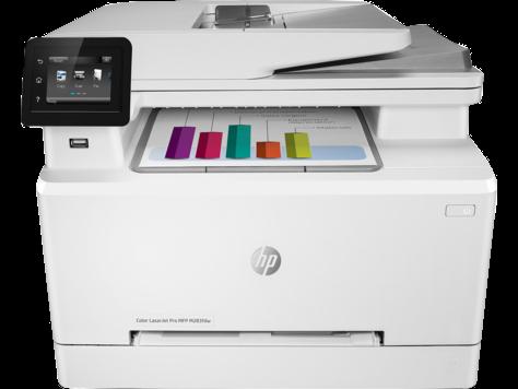 HP Color LaserJet Pro M282-M285 Multifunction Printer series