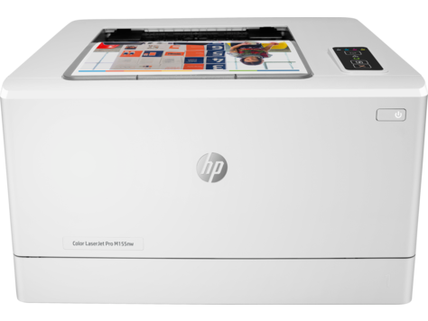 HP Color LaserJet Pro M155-M156 Printer series
