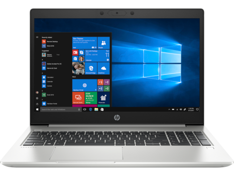 HP ProBook 455 G7 basismodel notebook-pc
