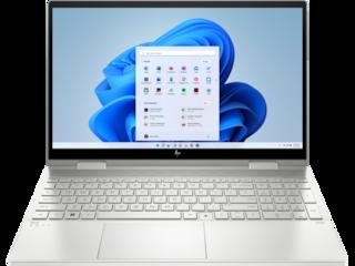 جهاز اتش بي انفي ×360 قابل للتحويل بشاشة تعمل باللمس بتقنية فل اتش دي مقاس 15.6 انش، معالج انتل كور i7-10510U الجيل العاشر، بلون فضي طبيعي - اكسسوارات ووف - ويندوز 10 هوم