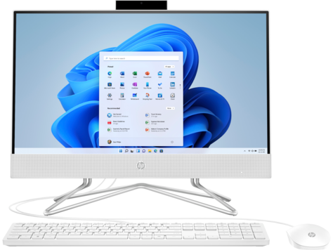 HP All-in-One - 22-df0014na