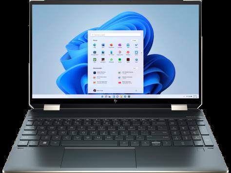 Ноутбук HP Spectre x360 — 15-eb0001ur