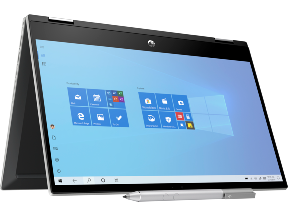"HP x360 14"" Touch 2-in-1 Laptop (i3-1115G4 / 12GB RAM / 128GB SSD)"