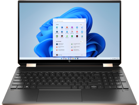 Ordinateur portable HP Spectre x360 - 15-eb0020ca