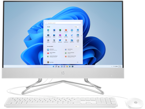 HP All-in-One PC 24-df0000i (8SP47AV)