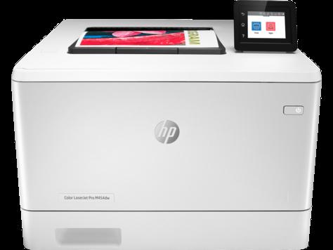 HP Color LaserJet Pro M453-M454 series