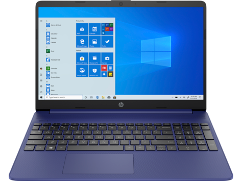 Notebook HP 15s-fq1095nw