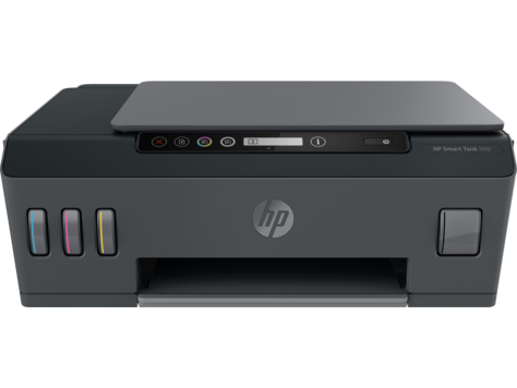 HP Smart Tank 500 All-in-One series