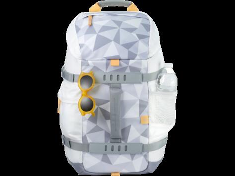 HP grijze Odyssey-backpack van 15,6 inch