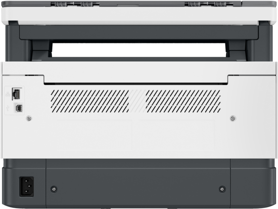 HP Neverstop Laser MFP 1202w - Rear