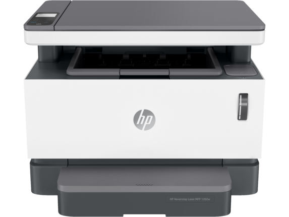 HP Neverstop Laser MFP 1202w - Center