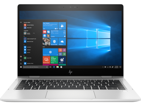 HP EliteBook x360 830 G5 notebook-pc