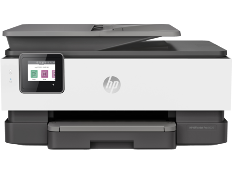 HP OfficeJet Pro 8020 All-in-One Printer series