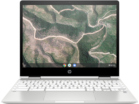 Gamme d'ordinateurs portables HP Chromebook x360 - 12b-ca0000