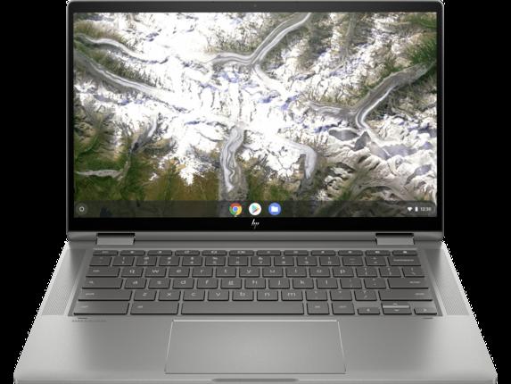 4 GB RAM 14a-na0010nr, Mineral Silver 32 GB eMMC Intel Celeron N4000 Chrome HP Chromebook 14-inch HD Laptop