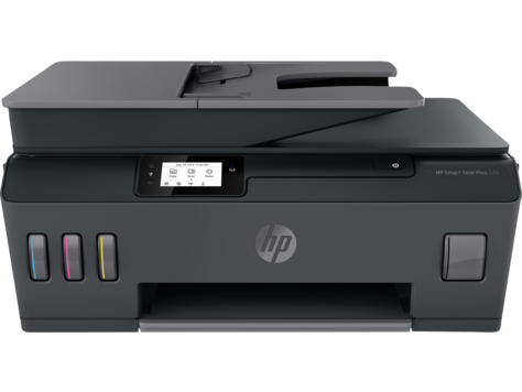 HP Smart Tank Plus 570 Wireless All-in-One series