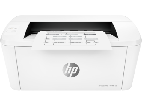 HP LaserJet Pro M16a Printer