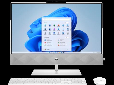 HP Pavilion All-in-One PC 27-d0000i (7RC40AV)