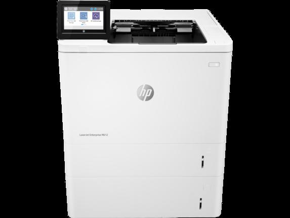 HP Printer|LaserJet Enterprise M612x|10.92 cm Color Graphics Display|7PS87A#BGJ