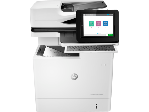 HP LaserJet Enterprise Flow MFP M634h