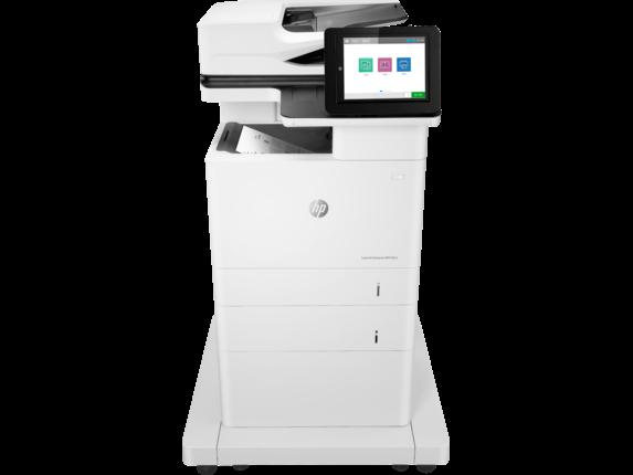 HP Printer|LaserJet Enterprise MFP M635fht|20.3 cm Color Graphics Display|7PS98A#BGJ