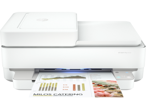 HP ENVY Pro 6400 All-in-One Printer series