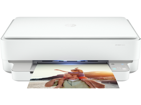 HP ENVY 6000 All-in-One Printer series