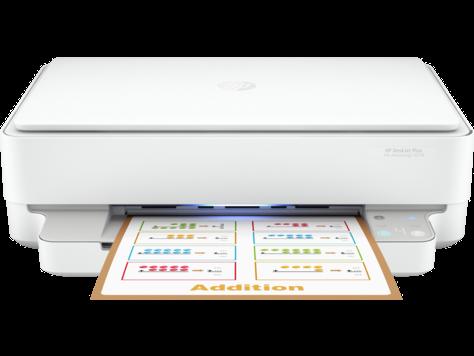 HP DeskJet Plus Ink Advantage 6078 All-in-One Printer