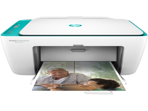 Multifuncional HP Deskjet Ink Advantage série 2600
