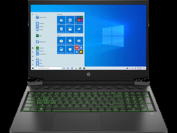 HP Pavilion Gaming Laptop - 16t-a000|Windows 10 Home 64|Intel® Core™ i5 10th Gen|1 TB Hard Drive|NVIDIA® GeForce RTX™ 2060 w/Max-Q design|16 GB DDR4