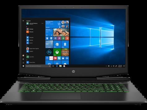 Игровой ноутбук HP Pavilion — 17-cd1070ur