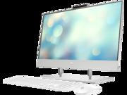 """HP AIO 24-dp0005nn 474D1EA 23.8"""" nonTouch Ryzen3/4300U 8GB 256GB FreeDOS ezüst többfunkciós számítógép / AiO PC"""