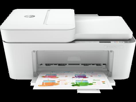 Gamme d'imprimantes Tout-en-un HP DeskJet Plus 4100