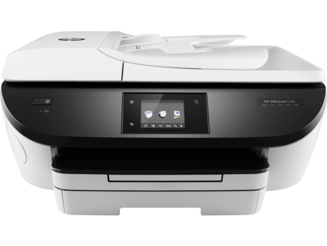 HP OfficeJet 5740 e-All-in-One Printer series