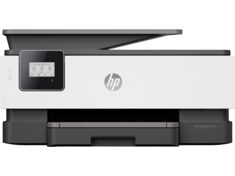 HP OfficeJet 8010 All-in-One Printer series