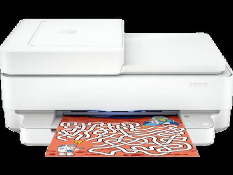Impresora multifunción HP DeskJet Plus Ink Advantage serie 6400