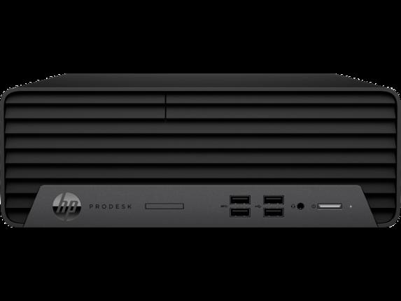 HP ProDesk 400 G7 Small Form Factor PC|Windows 10 Pro 64|Intel® Core™ i5 10th Gen|256 GB SSD|Intel® UHD Graphics 630|16 GB DDR4|48U91UP#ABA