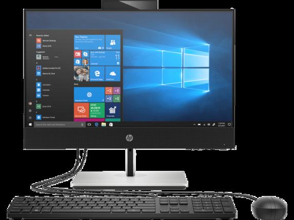 HP ProOne 600 G6 All-In-One PC|Windows 10 Pro|Intel Processor|21.5