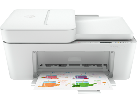 HP DeskJet Ink Advantage 4100 All-in-One series