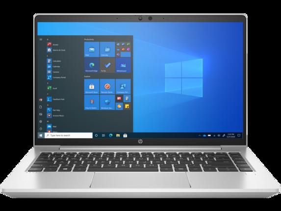 HP ProBook 640 G8 Laptop Windows 10 Pro 64 Intel Processor 16 GB DDR4 14.0