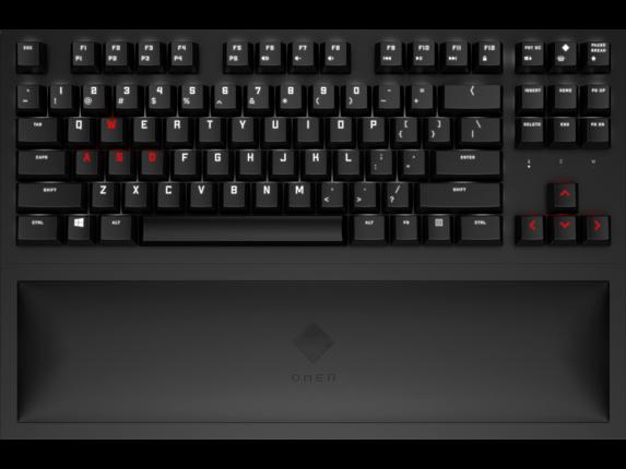HP OMEN Spacer Wireless TKL Keyboard|9BU31AA#ABL