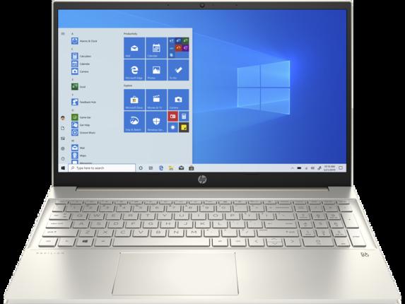 HP Pavilion Laptop - 15t-eg000|Windows 10 Home 64|Intel® Core™ i7 11th Gen|256 GB SSD|Intel® Iris® Xe Graphics|16 GB DDR4|15.6