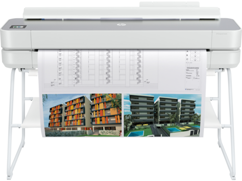 HP DesignJet Studio Steel 36-in Printer