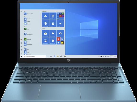 HP Pavilion Laptop - 15t-eg000|Intel® Core™ i7 11th Gen|Windows 11 Home 64|256 GB SSD|Intel® Iris® Xe Graphics|8 GB DDR4|15.6