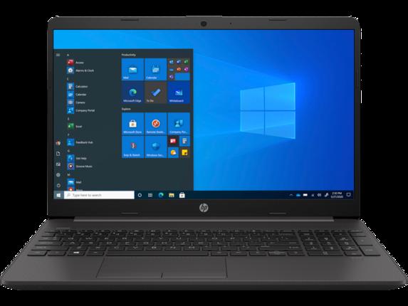 HP 255 G8 Laptop Windows 10 Pro 64 AMD Ryzen 5 Processor 256 GB SSD AMD Radeon™ Graphics 8 GB DDR4 15.6