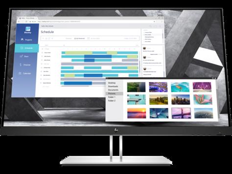 Monitor E27q G4 HP QHD