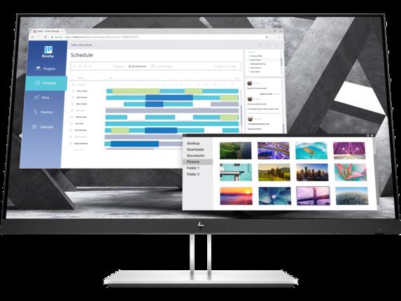 HP E27q 27-Inch G4 QHD Monitor|9VG82AA#ABA